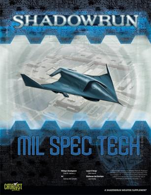 Shadowrun: MilSpecTech